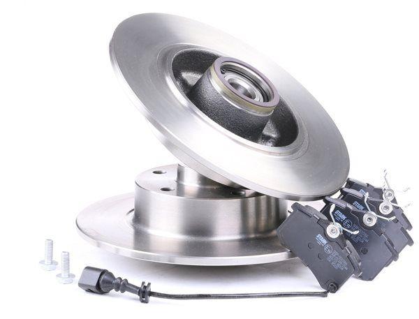Bremsensatz, Scheibenbremse Bremsscheibendicke: 8mm mit OEM-Nummer JZW698451F