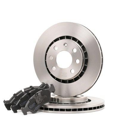 Bremsensatz, Scheibenbremse Bremsscheibendicke: 24mm mit OEM-Nummer 961 622 49