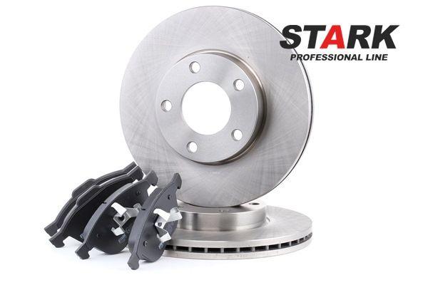 Bremsensatz, Scheibenbremse Bremsscheibendicke: 25mm, 18,1mm mit OEM-Nummer CN15-2K021-AA