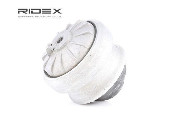RIDEX Uložení motoru MERCEDES-BENZ u řidiče + u spolujezdce, přední, Pryžokovové ložisko