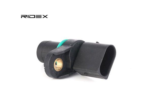 OEM Sensor, crankshaft pulse RIDEX 833C0039