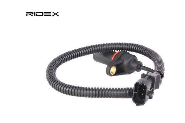 OEM Sensor, crankshaft pulse RIDEX 833C0040