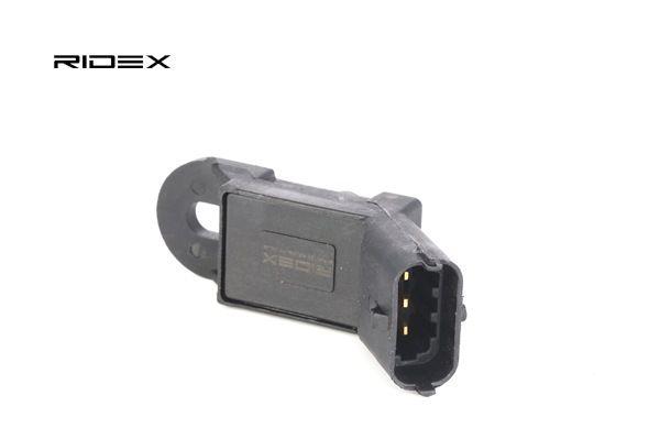 OEM Sensor, boost pressure RIDEX 161B0006