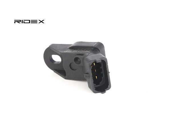 OEM Sensor, boost pressure RIDEX 161B0019