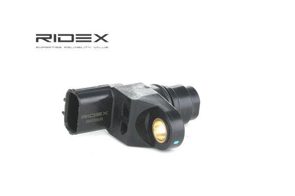 RIDEX Sensor posición arbol de levas HONDA Hall