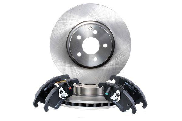 Bremsensatz, Scheibenbremse Bremsscheibendicke: 32mm mit OEM-Nummer 169-540-16-17