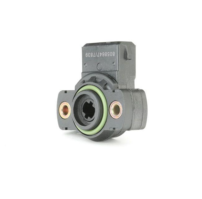 OEM Sensor, throttle position RIDEX 3940T0015