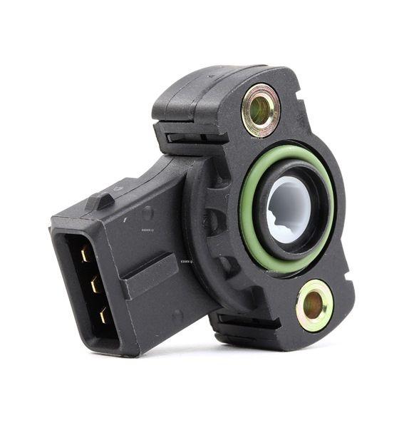 RIDEX Sensor, Drosselklappenstellung 3940T0008