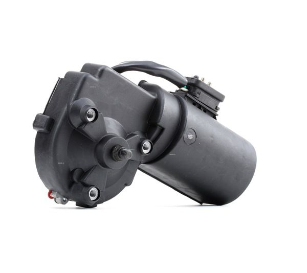 Windshield wiper motor RIDEX 8058676 Front