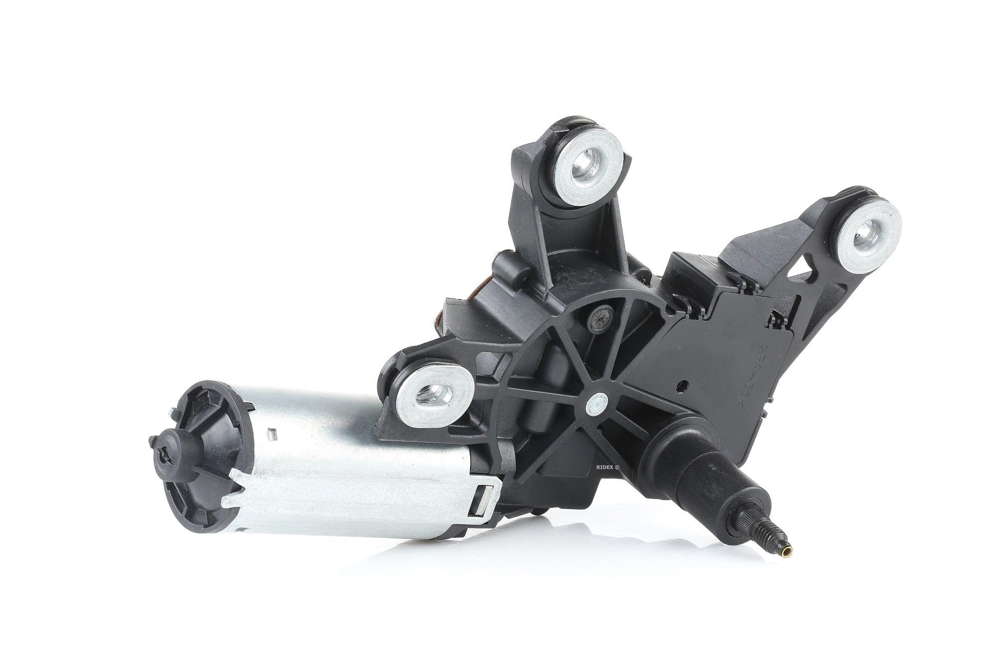 Windscreen Wiper Motor RIDEX 295W0028 rating