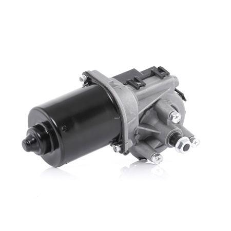 Windshield wiper motor RIDEX 8058701 Front