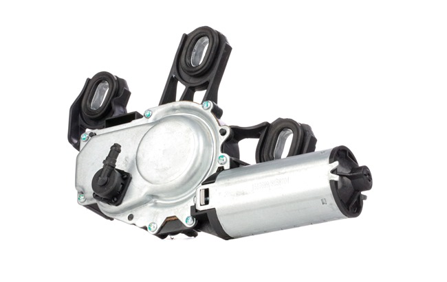 Windshield wiper motor RIDEX 8058704 Rear