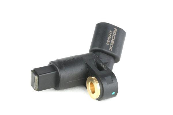Sensor, Raddrehzahl 412W0002 Golf 4 Cabrio (1E7) 1.6 Bj 2002