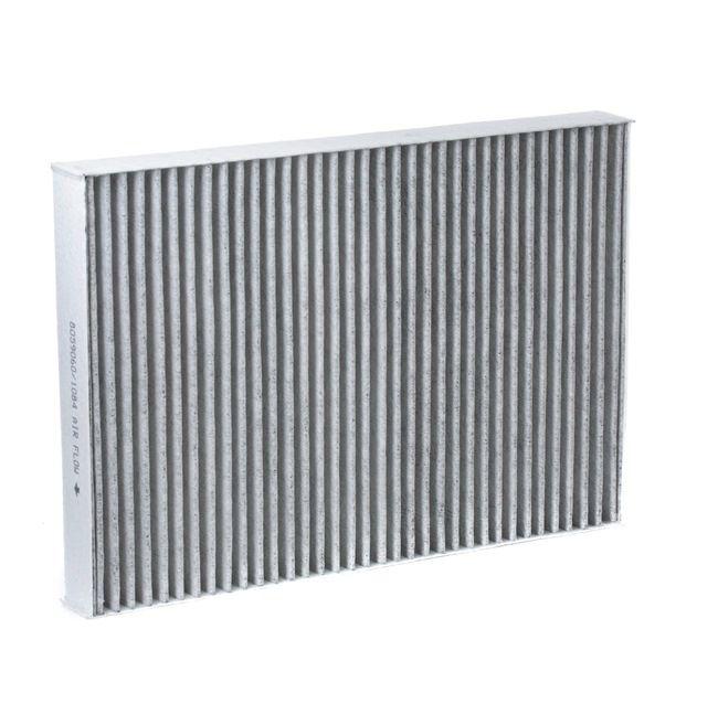 Filter, Innenraumluft Länge: 312mm, Breite: 212mm, Höhe: 30mm mit OEM-Nummer 04596501AC