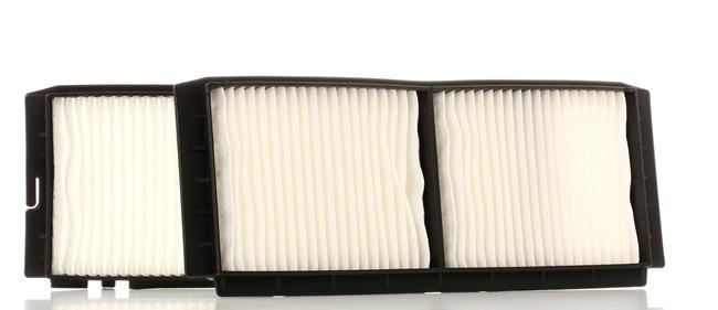 Cabin filter RIDEX 8059279 Particulate Filter