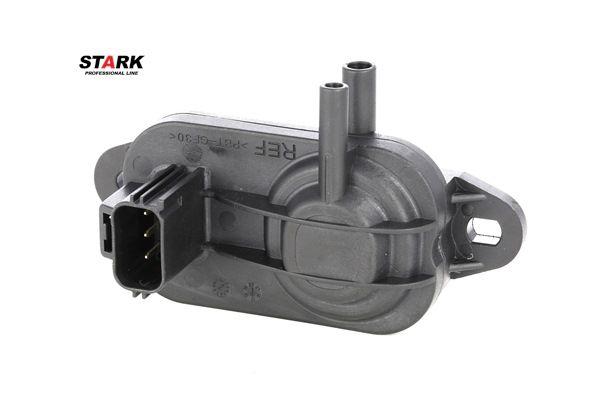 STARK Sensor presión gas de escape LAND ROVER sin cable de conexión