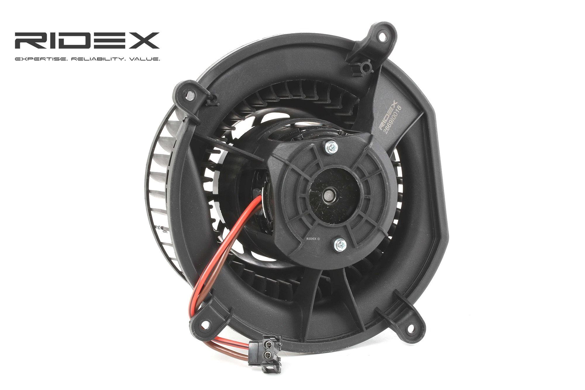Gebläsemotor RIDEX 2669I0018 Bewertung