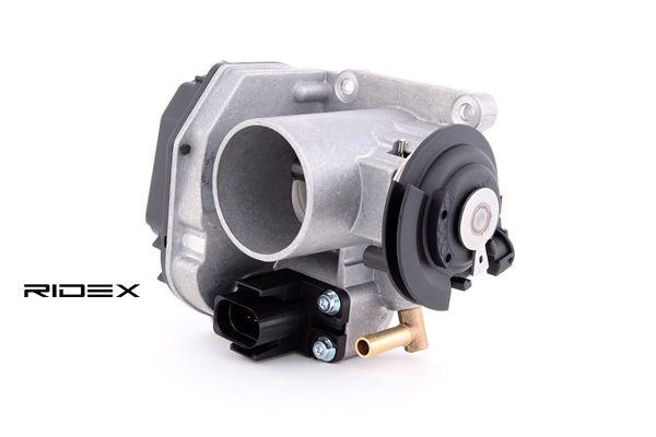 OEM Throttle body RIDEX 158T0004
