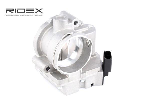 OEM Throttle body RIDEX 158T0055