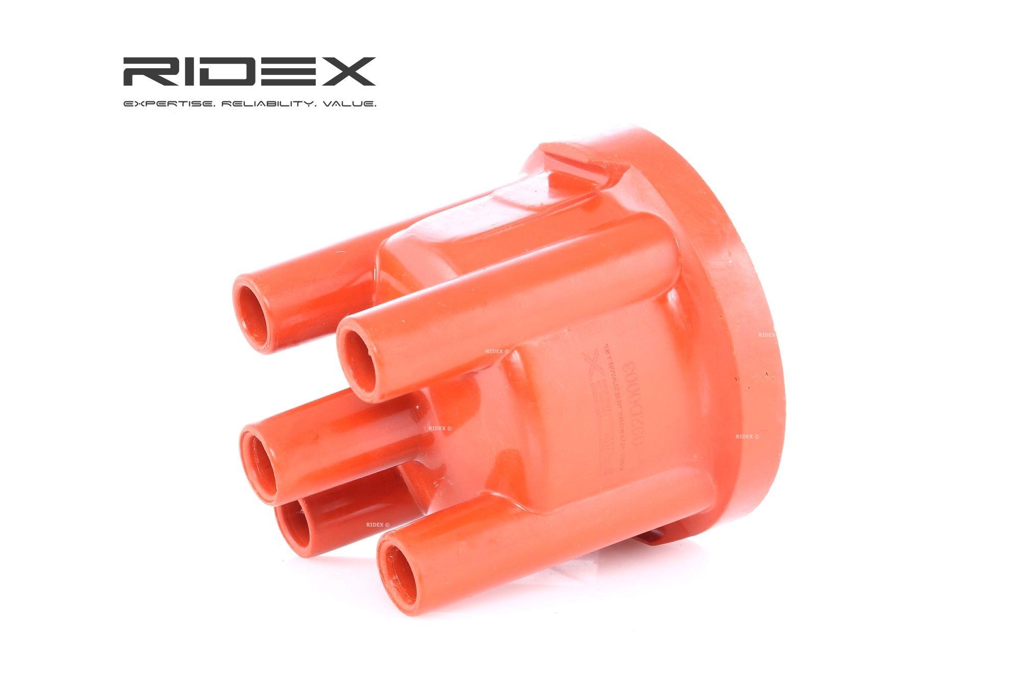 Distributor Cap RIDEX 692D0003 rating