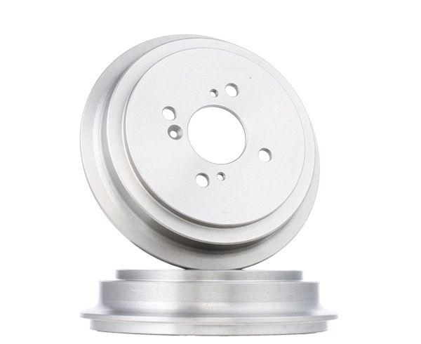 Frenos de tambor RIDEX 8094560 Eje trasero