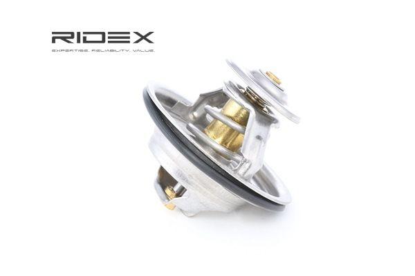 RIDEX Termostat MERCEDES-BENZ otevírací teplota: 80°C, s těsněním