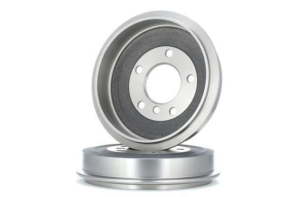 RIDEX Kit de frenos de tambor BMW Eje trasero