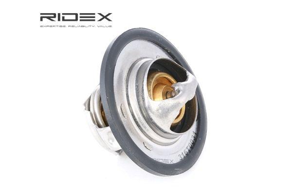 RIDEX Öffnungstemperatur: 89°C, mit Dichtung 316T0031
