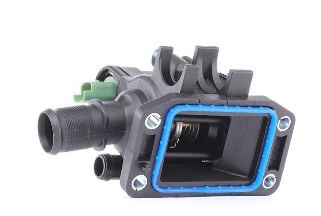 RIDEX Öffnungstemperatur: 83°C, Kunststoffgehäuse, mit Sensor 316T0057