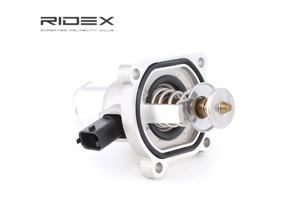 termosztát, hűtőfolyadék | RIDEX Cikkszám: 316T0067