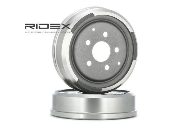 RIDEX 123B0066 Juego de forros de freno de tambor