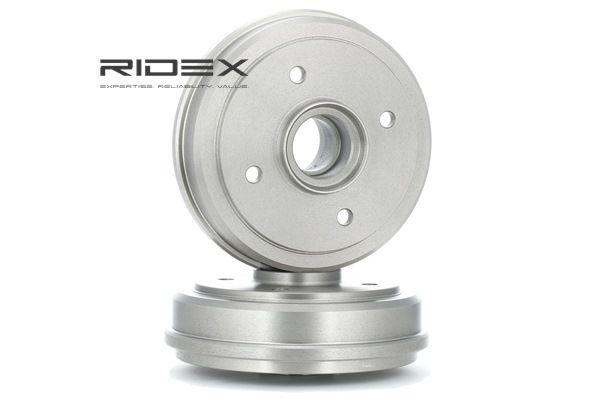 OEM Brake Drum RIDEX 123B0056