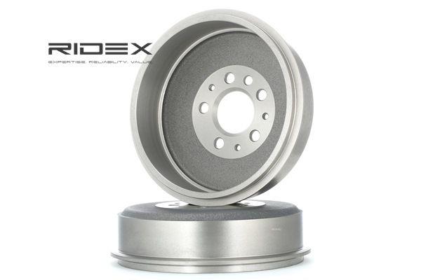 RIDEX Hinterachse 123B0015