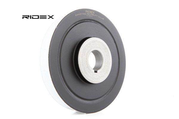 OEM Belt Pulley, crankshaft RIDEX 3213B0051