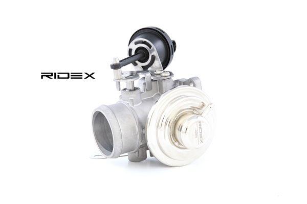 RIDEX mit Dichtung, pneumatisch, Membranventil 1145E0013