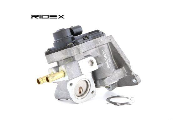 RIDEX mit Dichtungen, elektrisch, Magnetventil 1145E0058