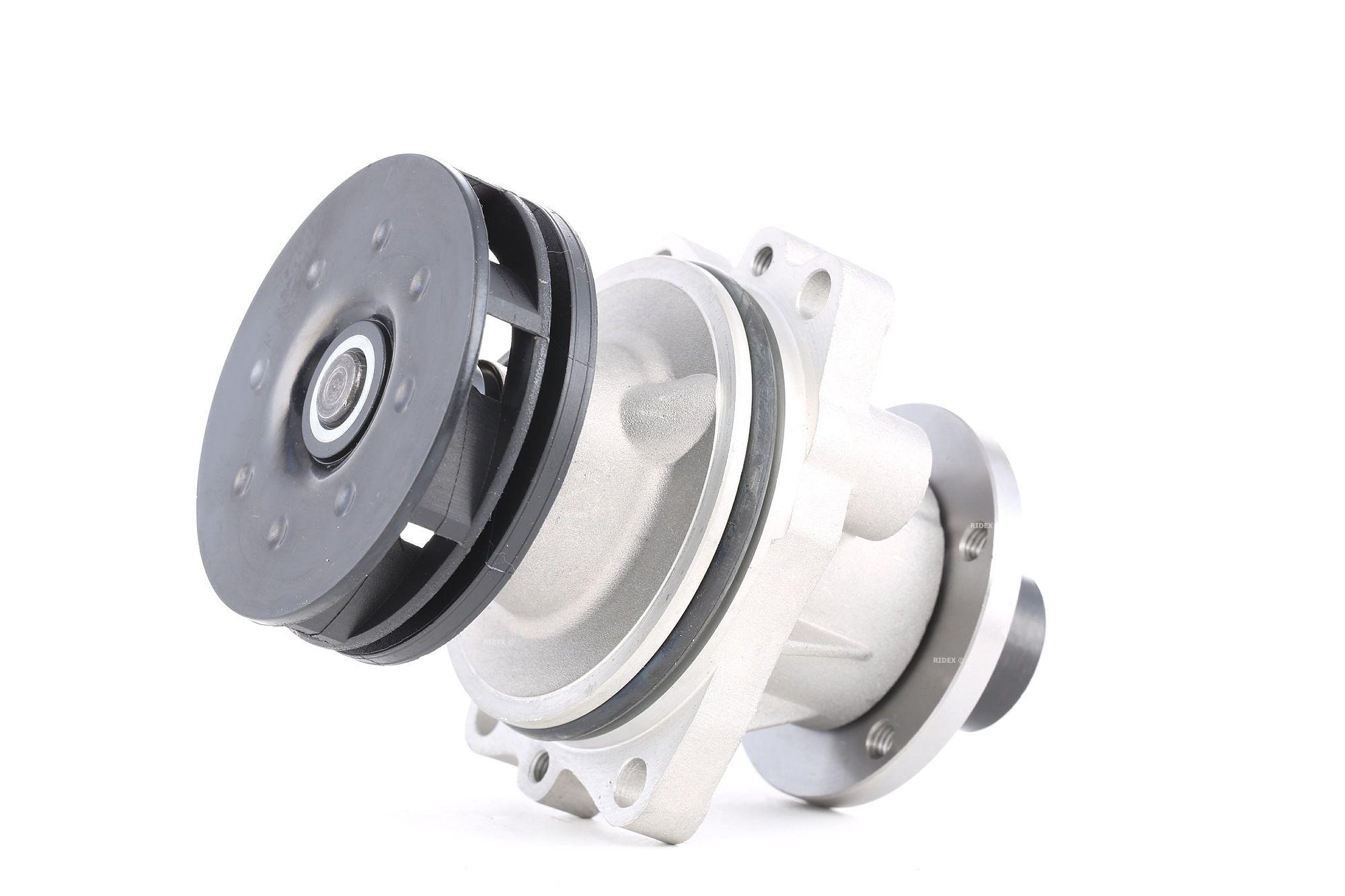 Kühlwasserpumpe RIDEX 1260W0004 Bewertung