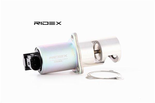 RIDEX Agr ventil VOLVO med tätning, elektronisk