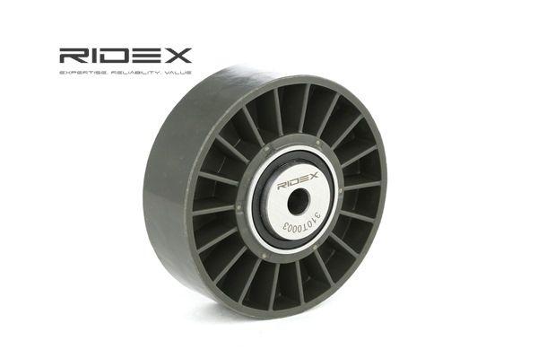 RIDEX Rodillo tensor MERCEDES-BENZ