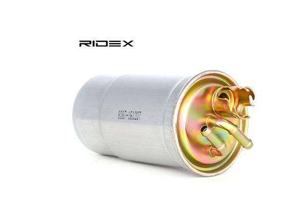 Fuel filter RIDEX 8097063 In-Line Filter