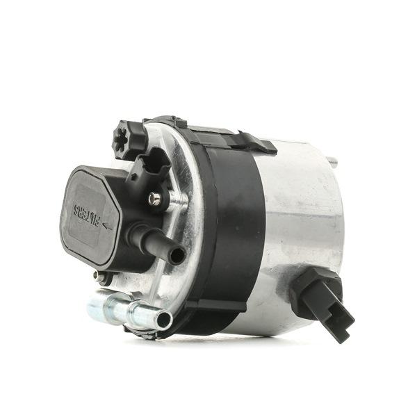 Filtro de combustible RIDEX 8097301 Filtro de tubería, Tipo de combustible: Gasóleo