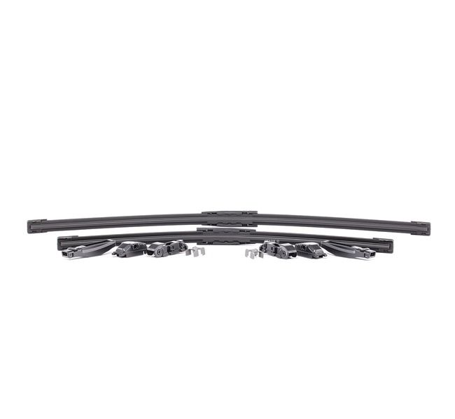 Wiper Blade Styling: with spoiler, Left-/right-hand drive vehicles: for left-hand drive vehicles with OEM Number A176 820 2800