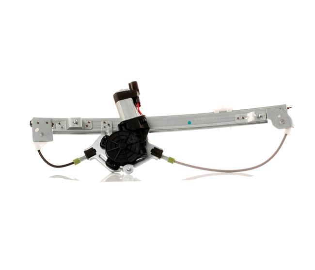 Mecanismo de elevalunas RIDEX 8097365 Delante, derecha, Tipo de servicio: eléctrico, con electromotor