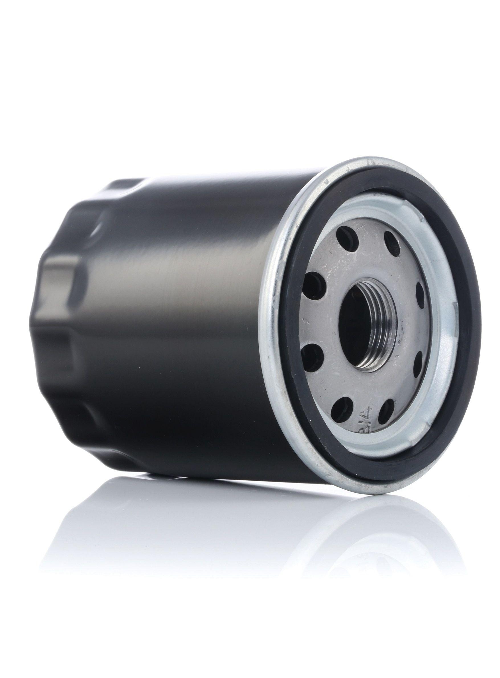 Filtro de aceite motor RIDEX 7O0008 evaluación