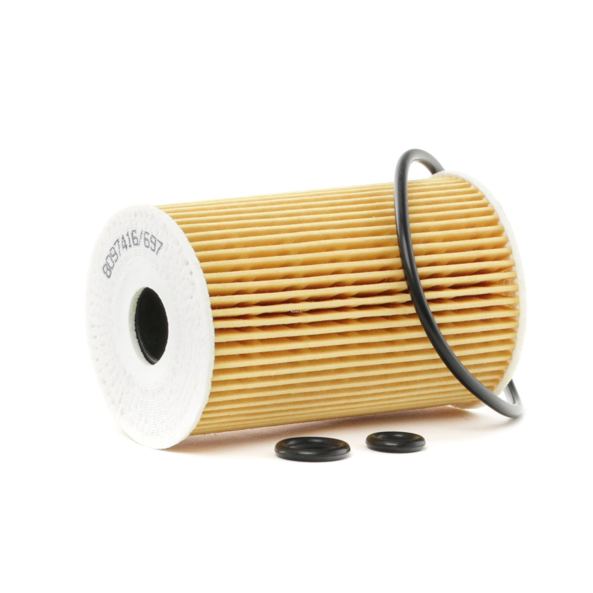 Engine oil filter RIDEX 7O0009 rating