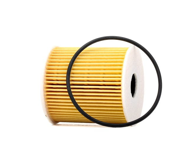 Oil filter RIDEX 8097446 Filter Insert, with seal ring