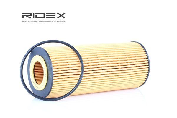 RIDEX Filtru ulei BMW Insertie filtru