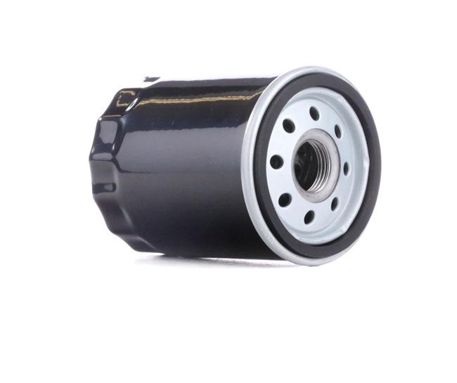 Oil filter RIDEX 8097538 Screw-on Filter