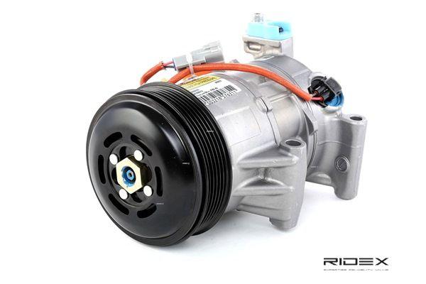 RIDEX Compresores de aire acondicionado DAIHATSU PAG 46, Frigor.: R 134 a, con aceite de compresor PAG