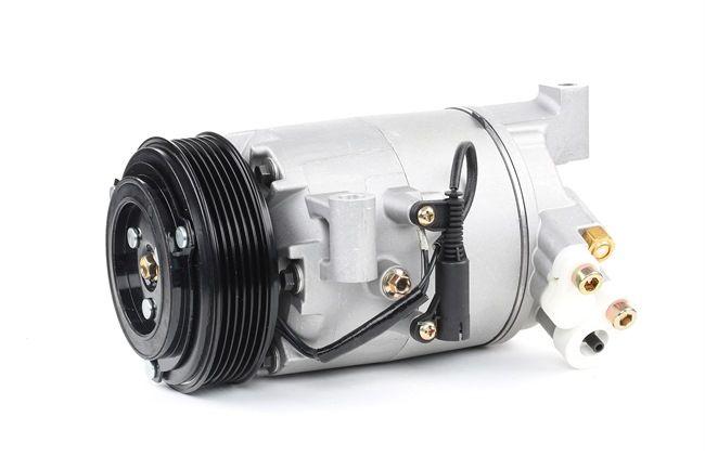 Fahrzeugklimatisierung : RIDEX 447K0017 Klimakompressor